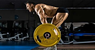 Dead lift is one of the most powerful exercise.