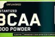 Branched chain amino acid, bcaa is a popular supplement used in bodybuilding