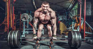 Dead lift is one of the most powerful exercise