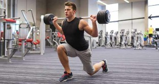 lunges walk exercise for legs