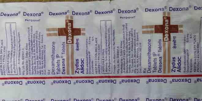 वजन बढ़ाने के लिए लंबे समय से Dexona 0.5 mg tablet का मिसयूज किया जा रहा है।