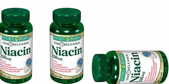 Niacin use dose and side effects in hindi