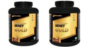इन दिनों Muscleblaze whey gold isolate काफी पॉपुलर हो रहा है। यहां आपको मसलब्लेज व्हे गोल्ड प्रोटीन के फायदे, साइइ इफेक्ट और डोज की पूरी जानकारी मिलेगी। Muscleblaze whey protein औरों के मुकाबले सस्ता पड़ता है। इसके एक स्कूप में 25 ग्राम प्रोटीन होता है। इस review में हम मसलब्लेज व्हे गोल्ड के बारे में सबकुछ जानेंगे। कंपनी के मुताबिक, इसकी एक सर्विंग में 5.5 ग्राम बीसीएए और 4.38 ग्राम ग्लूटामिक एसिड होता है।